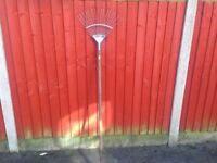 LAWN RAKES – TOP QUALITY – MUST SELL – BARGAIN PRICES
