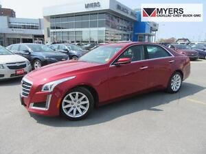 2015 Cadillac CTS  Luxury Sedan AWD, Navigation, Ultraview sunro