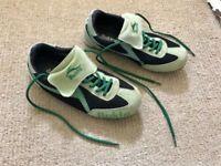 Bukta Retro Sports Trainers (Size 8)