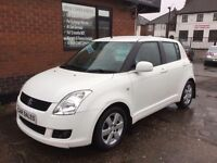 SUZUKI SWIFT 1.5 GLX 5DR 2009 *12 month mot & fsh*
