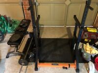 Used Weight Set