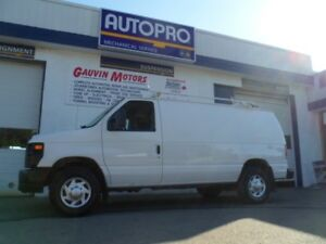 2012 Ford E-350 Commercial CARGO VAN