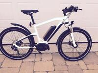 BMW Electric bike equipped with BOSCH performance line