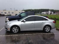 2014 Chevrolet Cruze 2LT 4DR SED LOADED, LEATHER HEATED SEATS, R