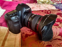 Canon 5D MArk II | Full Frame | Pro DSLR | 17-40mm L Lens | Nikon Sony 5D2 2 Markii mark2