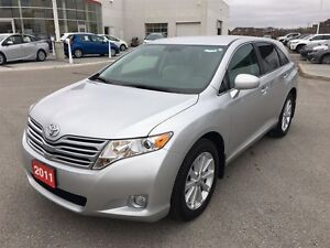 2011 Toyota Venza LOW KMS, Fully Certified, Clean Carproof!