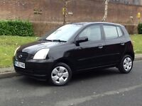 * LOW MILES * 2007 KIA Picanto 1.0 S Auto - Petrol - 5dr - Hatchback - P/X Welcome -