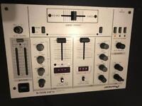 Pioneer dj gear. Mixer and 2 decks