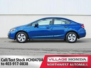 2014 Honda Civic LX | No Accidents | Local Vehicle |