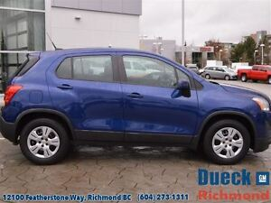 2013 Chevrolet Trax LS  ONE Owner - Local