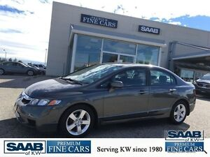 2010 Honda Civic SPORT ALLOY WHEELS MOONROOF POWER PKG CA