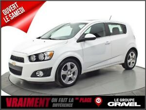 2016 Chevrolet Sonic LT MAGS TOIT OUVRANT
