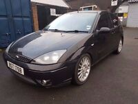 2002 ..LADY OWNER..FORD FOCUS ST170..LPG CONVERSION..SERVICE HISTORY..12 MONTHS MOT..