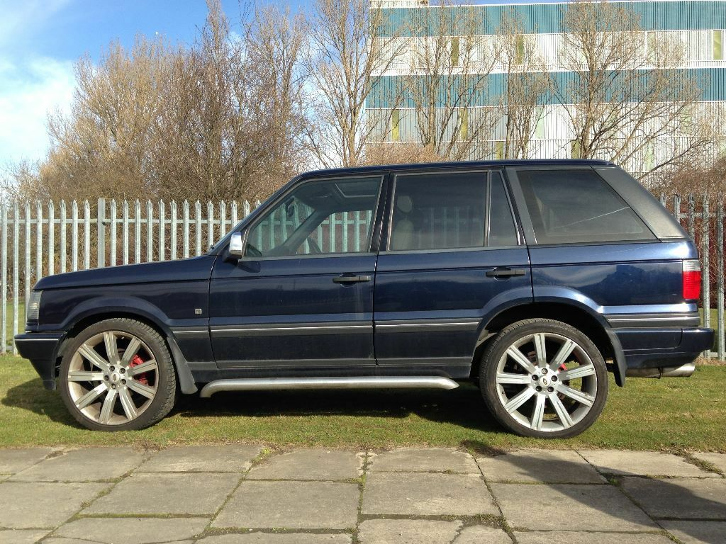 1997 land rover range rover p38 4 6 v8 hse alloy wheel nuts part breaking big spec in. Black Bedroom Furniture Sets. Home Design Ideas