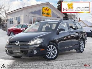2014 Volkswagen Golf 2.0 TDI Comfortline Diesel,Auto.,Sunroof...