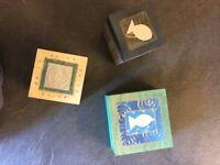 Decorative small boxes