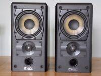 Mission 751 hifi speakers