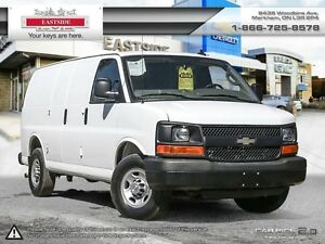 2016 Chevrolet Express 2500 SHORT CARGO VAN