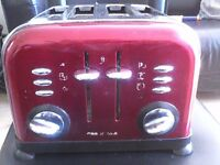 MORTHY RICHORDS TOASTER - 4 Slice toaster