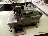 Willcox & Gibbs 500/1 Type 504/1-5 - 3 Thread Overlock Sewing Machine