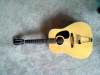 12 string Kingston.  Needs someone to love it :)