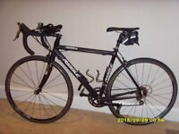 Matt Black Ribble Road Bike
