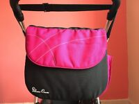Pink silvercross wayfarer pram/pushchair for sale