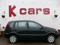 CHEAP ROOMY RUNABOUT 2002 FORD FUSION 1.4 LOW INSURANCE
