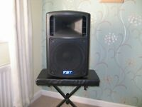 "FBT MAXX 4 ACTIVE SPEAKER - 400WATT - MADE IN ITALY - 3 BAND EQ - 12"" B & C WOOFER / 1.4"" DRIVER."