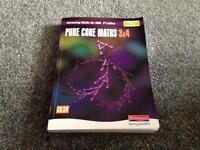 Pure core maths C3 & C4
