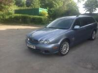 09/59 JAGUAR X TYPE 2.2D S 5DR ESTATE