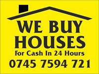 CASH FOR YOUR PROPERTY IN 24 HOURS, CALL OR TEXT US RIGHT NOW. ANY LOCATION AND ANY CONDITION.