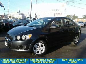 2013 Chevrolet Sonic LS Auto/Keyless/On Star&GPS
