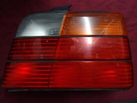 BMW E36 4 Door Saloon Driver Side Rear Light