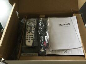 New,still in box, Sky+ box.