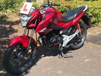 Honda 2016 CBF125F 6280mls v good condt oil change ready to use