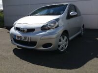 Toyota Aygo 1.0 VVT-i Ice 5dr £20 ROAD TAX buy this car from £89pm
