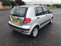 VERY GOOD CONDITION HYUNDAI GETZ AUTOMATIC FULL YEAR MOT FOR SALE £999