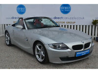 BMW Z4 Can't get can car finance? Bad credit, unemployed? We can help!