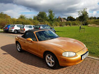 Mazda MX5 1.8L Clean example!