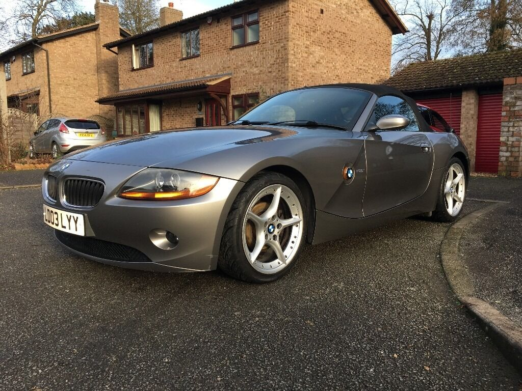 Bmw Z4 2 5i 2003 Fsh Vgc Low Mileage Manual In