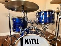 Natal Arcadia 65 Jazz Shell Pack (Blue Oyster)