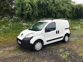 PEUGEOT BIPPER 1.3 HDI DIESEL 2014 64-REG FULL SERVICE HISTORY *1 OWNER FROM NEW* DRIVES EXCELLENT