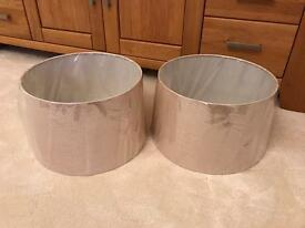 Brand New! Large Lampshades