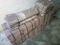 New unused Sandoft roof tiles