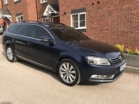 62-REG VW PASSAT DSG HIGHLINE BLUEMOTION... DONT MISS OUT
