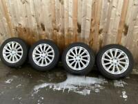 """Range Rover 20"""" Alloy wheels 255/55/20 L405 L322"""