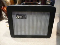 Rare Burns Orbit 2. 1960's combo, all original with footswitch and original cover.