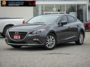 2014 Mazda Mazda3 GS, HEATED SEATS, BLUE TOOTH