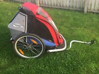 Croozer 535 bike trailer/stroller/jogger